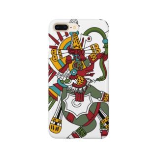 ケツァルコアトル Smartphone cases