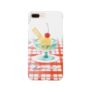 松尾穂波のICE CREAM Smartphone cases