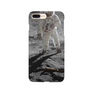 アポロ11号月面着陸 Smartphone cases