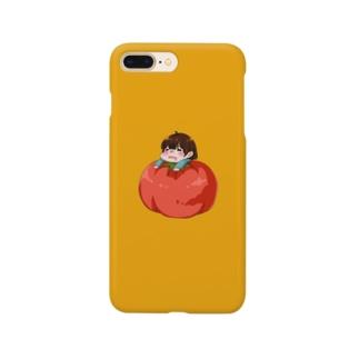 トマトちゃん Smartphone cases