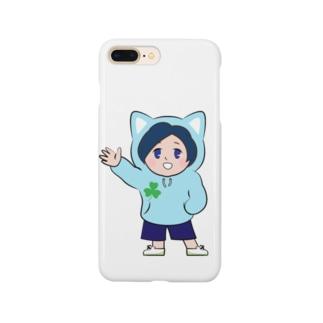 少年 Smartphone cases