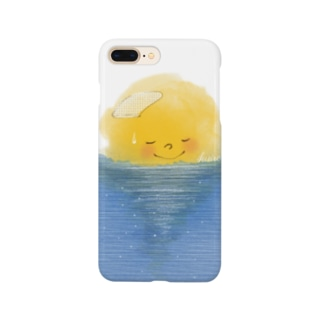良い海だなぁ  Smartphone cases
