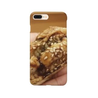 穴子寿司 Smartphone cases