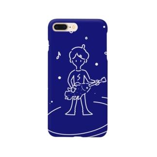 シーラカンス・ダンスホール Smartphone cases
