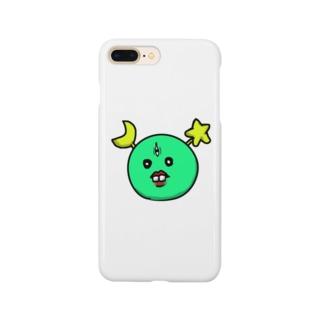 野菜の妖精 やーたん Smartphone cases