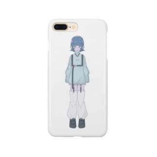 internetちゃん Smartphone cases