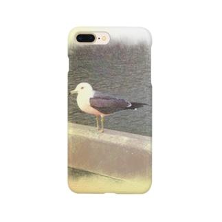 イケメン鳥 Smartphone cases