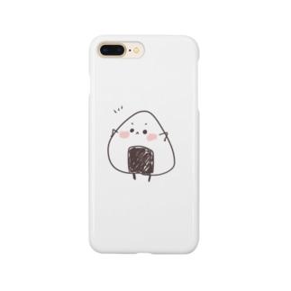 おにぎりくん! Smartphone cases