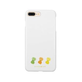 柑橘系のディアボロ Smartphone cases