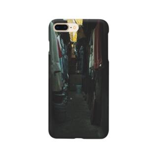スラム街編 Smartphone cases