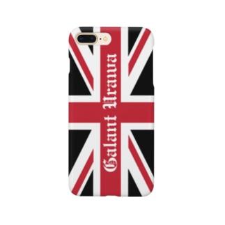 浦和 ユニオンジャック for iPhone Smartphone cases
