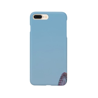 観覧車と空 Smartphone cases
