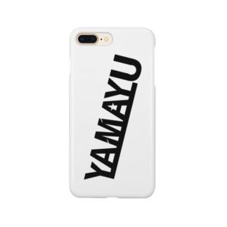 Yamayu ブラックシリーズ Smartphone cases