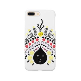 春の姫 Smartphone cases