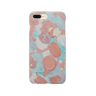 みるくせんべい Smartphone cases
