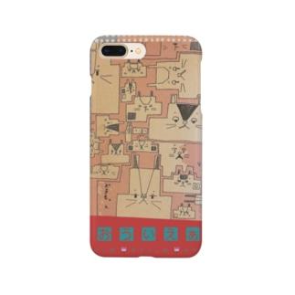 ちう君① Smartphone cases