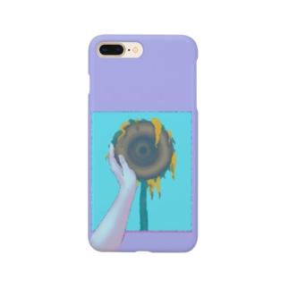寄り添う兆し ver.静寂 Smartphone cases