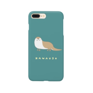 かわうそ Smartphone cases