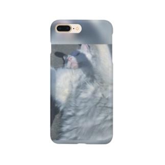 おもちちゃん Smartphone cases