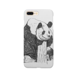 honobono panda Smartphone cases