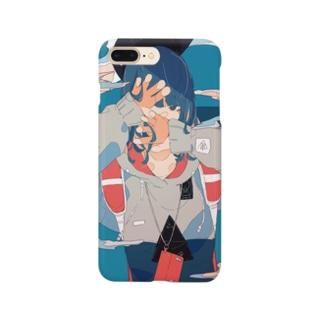 茹で鷄とブロッコリー Smartphone cases