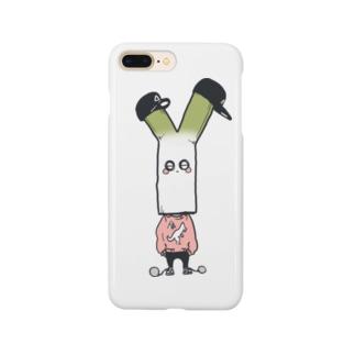 ネギ Smartphone cases