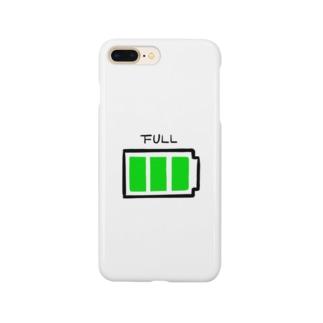 FULL電池マーク Smartphone cases
