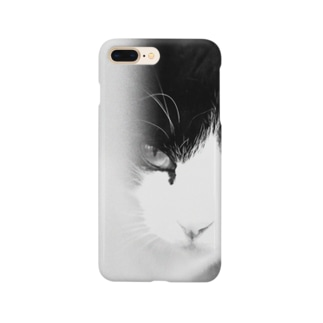 我輩は猫である Smartphone cases
