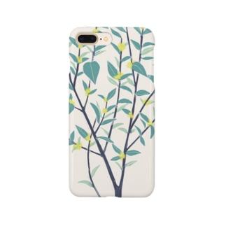 月桂樹のスマホケース🍃 Smartphone cases