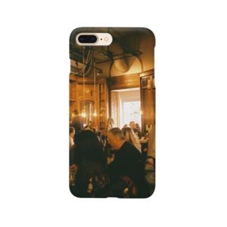 カフェ Smartphone cases
