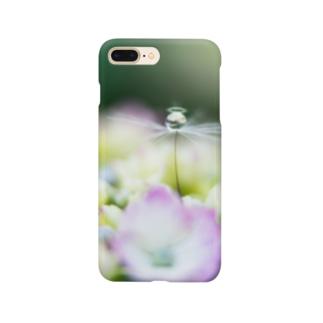angel of hydrangea 170603 Smartphone Case