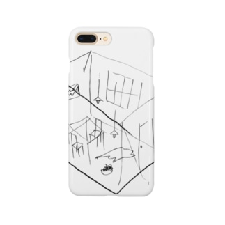 GHOST ROOM Smartphone cases