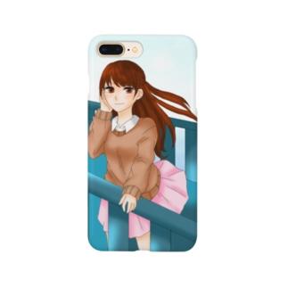 らんらんスマホ Smartphone cases