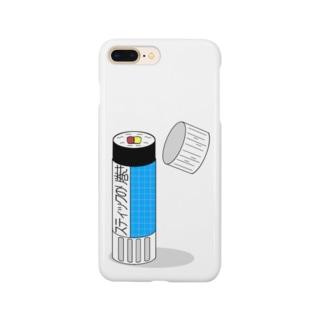 スティックのり巻き Smartphone cases
