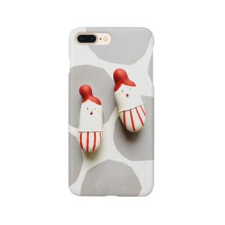 オクサンマカロン Smartphone cases