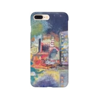 夜2 Smartphone cases