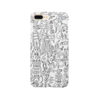 #27 トプタルテワド Smartphone cases