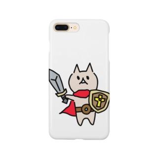 勇者(攻撃力10000000000000) Smartphone cases