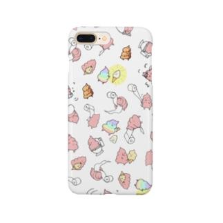 UNCHIKUN(尽くし) Smartphone cases
