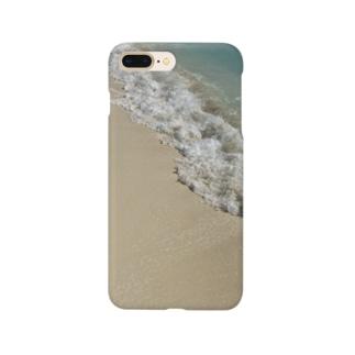 砂浜リゾート Smartphone cases