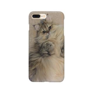 ペルシャ猫 Smartphone cases