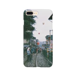台湾・十份 Smartphone cases