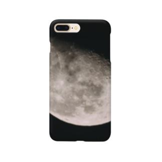 月欠け Smartphone cases