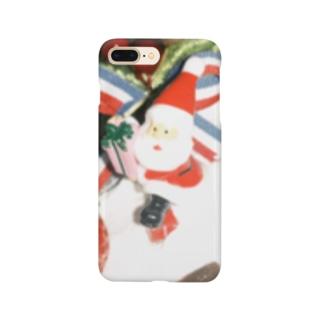 サンタメレンゲドール Smartphone cases