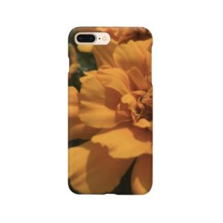 マリーゴールドcolor Smartphone cases