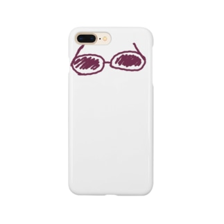 めがね Smartphone cases
