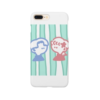 Boy and Girl Smartphone cases