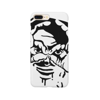 MR.T ダンスホール レゲエ  Smartphone cases