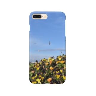 花と港 Smartphone cases