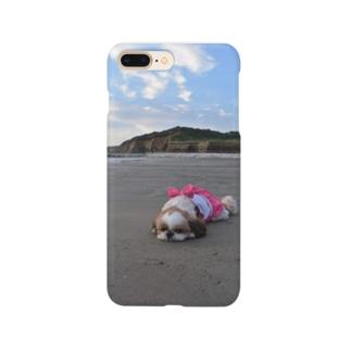心ちゃんグッズ Smartphone cases